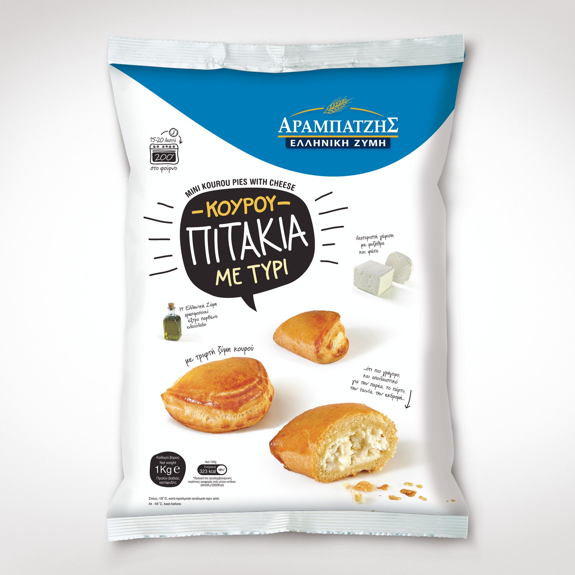 Hellenic Dough - Arabatzis